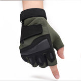 WodaKalun Tactical Half-finger Gloves - tacticalxmen
