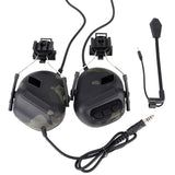 WST Gen.5 Helmet Type Communication Noise Canceling Headphones Sound Pickup Headset