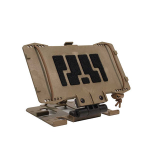 Tactical Equipment Universal Phone Panel Navigation Board  Information Board for Molle Vest