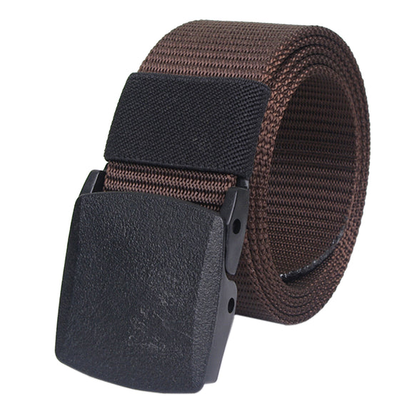 Men Tactical Belt Metal Buckle Waistband - tacticalxmen