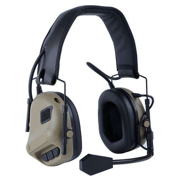 Wosport Gen.5 Tactical Noise Cancelling Headset - Wear Type - tacticalxmen