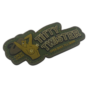 Aotddor Titty Twister Patch - tacticalxmen
