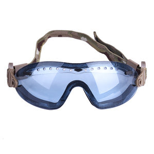 FMA Airsoft Goggles High Transmittance Dustproof Eye Protection Glasses - tacticalxmen