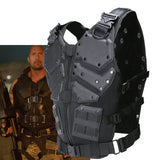 B&W Special Forces Tactical Vest - tacticalxmen