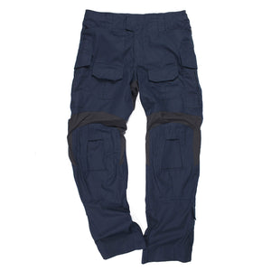 BACRAFT G3 Multifunction Tactical Pants Outdoor Male Combat Pants-Police Blue