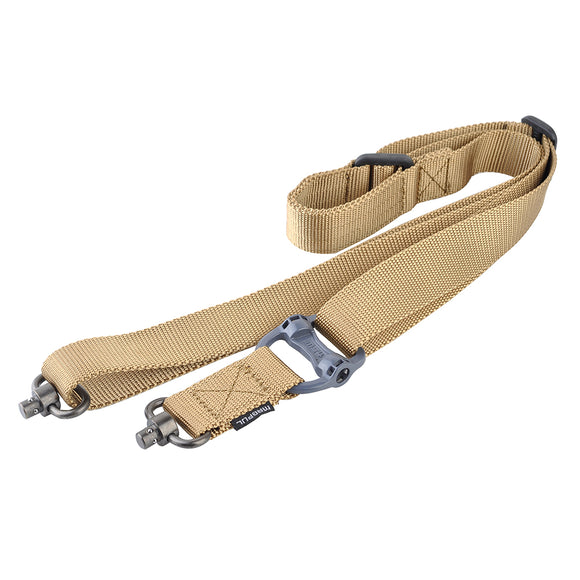 Element Tactical 2 Point Sling MS4 Multifunctional Sling - Tan - tacticalxmen