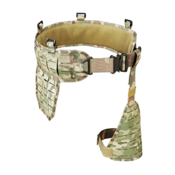 Wosport Multifunctional Adjustable Molle Belt Waistband - tacticalxmen
