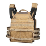 WST JPC Jumpable Plate Carrier Tactical 2.0 Vest Military Combat Vest