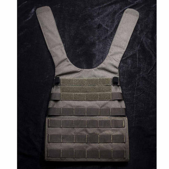 BIGFOOT Tactical Equipment FCSK Upgrade Replacement Vest Back Panel