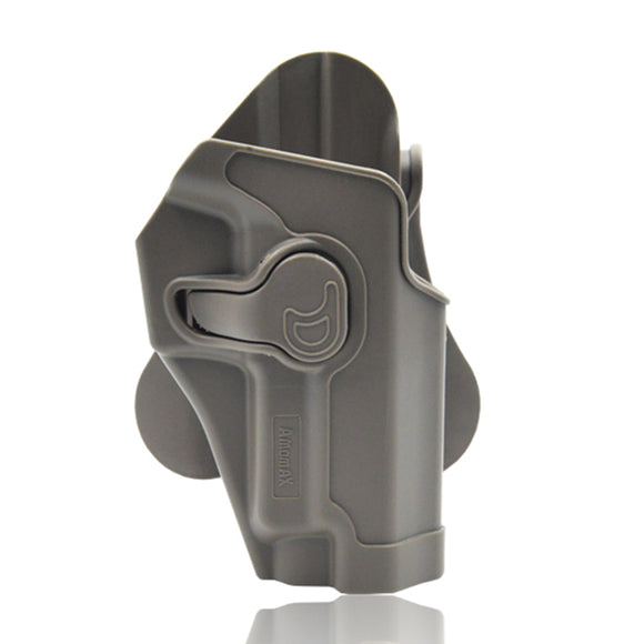 Black Amomax Adjustable Tactical Holster