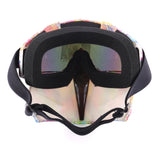 Tactical Mask Soft Dart Protective Mirror Face Mask for Nerf - tacticalxmen