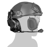 Wosport Gen.5 Noise Cancelling Headset for Airsoft - Helmet Type - tacticalxmen