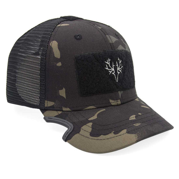 Bigfoot Tactical Adjustable Baseball Hat Peak Cap