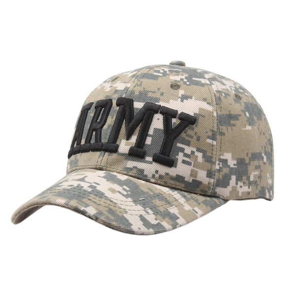 ARMY Baseball Cap for Head Circumference of 52-62cm - tacticalxmen