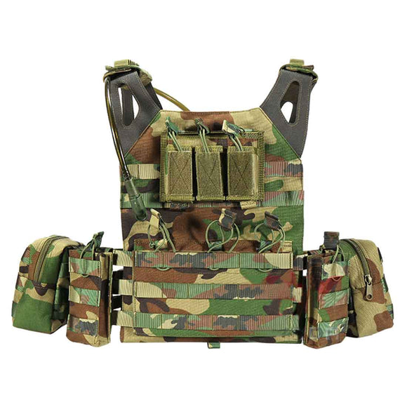 Yakeda JPC Lightweight Tactical Airsoft Vest