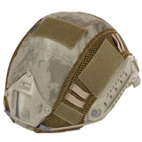 Wosport Updated Version Helmet Cover for Fast Helmet - tacticalxmen