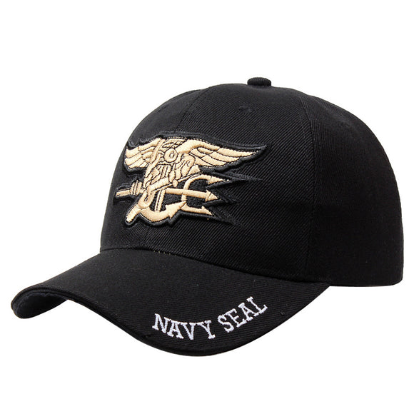 Seal Forces Baseball Cap for Head Circumference of 52-62cm - tacticalxmen