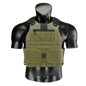 TW FCSK2.0 Airsoft Tactical Vest Chest Rig Lightweight Military Protective Vest