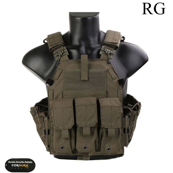 EmersonGear Tactical Quick Release 094K style Plate Carrier Combat Hunting Vest Airsoft CS Armor Sport Vest