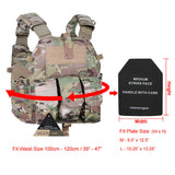 EmersonGear 6094K Plate Carrier with M4 Triple Mag Pouch