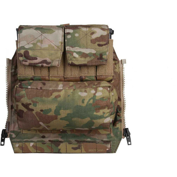 Emersongear AVS JPC 2.0 CPC Tactical Zipper Bag Military Backpack Expand Bag Attached Pack