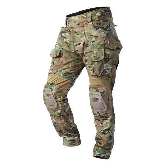 IDOGEAR Tactical bdu G3 Combat Pants With Pads