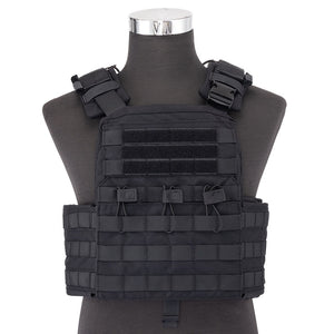 IDOGEAR Tactical Body Armor Vest CPC Molle Cherry Plate Carrier