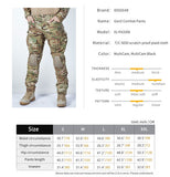 IDOGEAR Tactical G2 BDU  Pants Trousers with Knee Pads -MultiCam