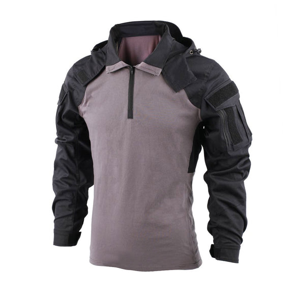 BACRAFT Tactical Shirt Combat Uniform Outdoor Equipment - SP2 Version