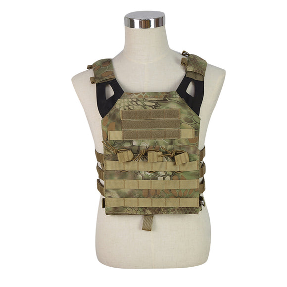 WST Military Plate Carrier Vest