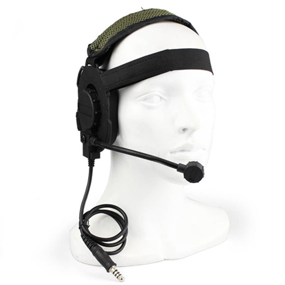 Wosport Tactical Gen.3 Headest Earphone for Wargame - tacticalxmen