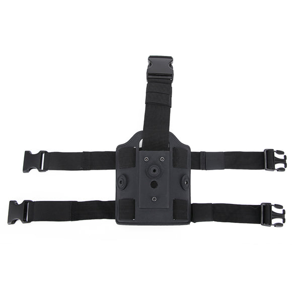 Wosport Military Tactical Nylon Leg Holster for Airsoft - tacticalxmen