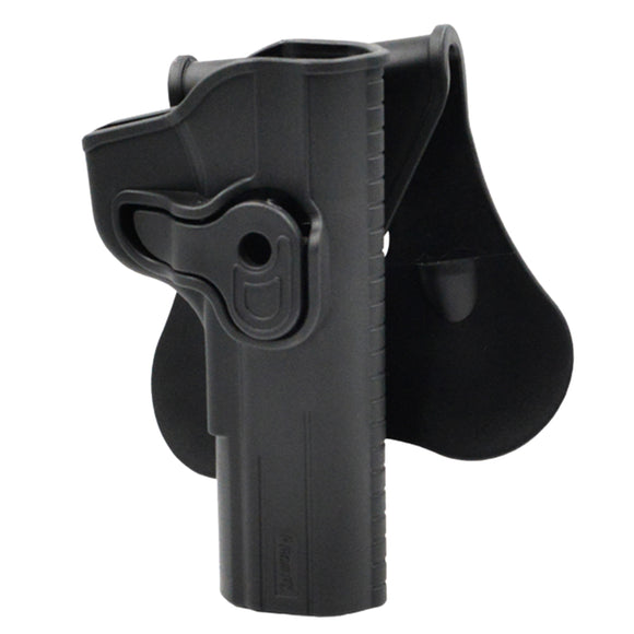 Amomax Adjustable Tactical Holster for Tokarev TT-33 Norinco 54 - Right-handed Black