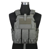 Emersongear 6094K Plate Carrier Tactical Vest - tacticalxmen