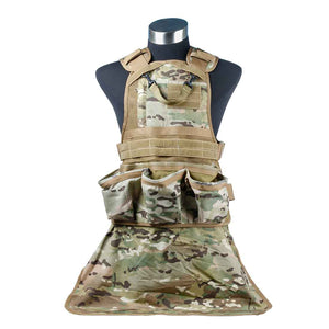 TMC Tactical Airsoft Apron for Outdoor Game