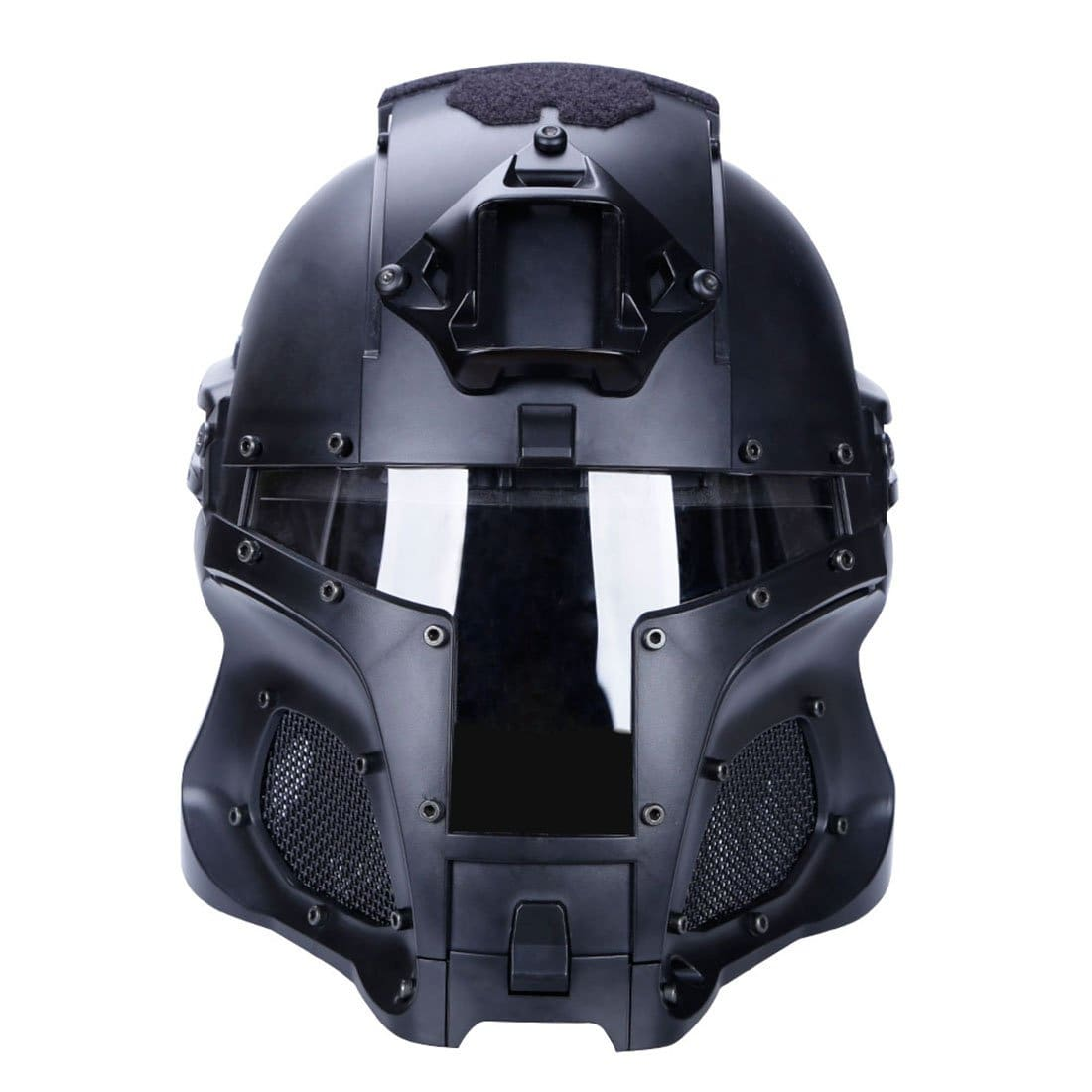 Medieval Knight Tactical Iron Warrior Helmet for Outdoor ...