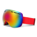 Vision-expanding Glasses Spherical Double Layer Skiing Sunglasses for Outdoor Sports - tacticalxmen