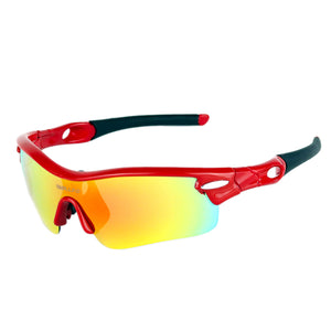 BOLLFO Polarizing Sports Goggles for Nerf Game Fishing Cycling - tacticalxmen