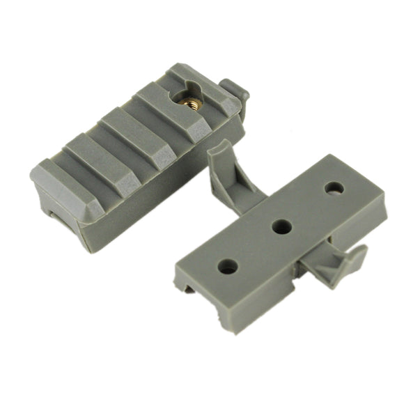 WST ARC Side Rails Adapter with Wing-Locs for FAST/MICH Helmet - tacticalxmen