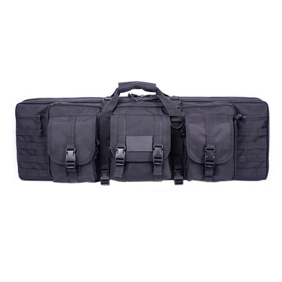 Survivors Tactical Double Carbine Case for Airsoft - tacticalxmen