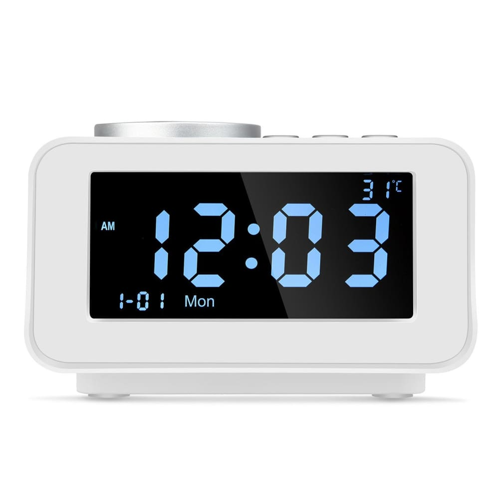 Smart Alarm Clock >> Mini Smart Alarm Clock Smart Boar