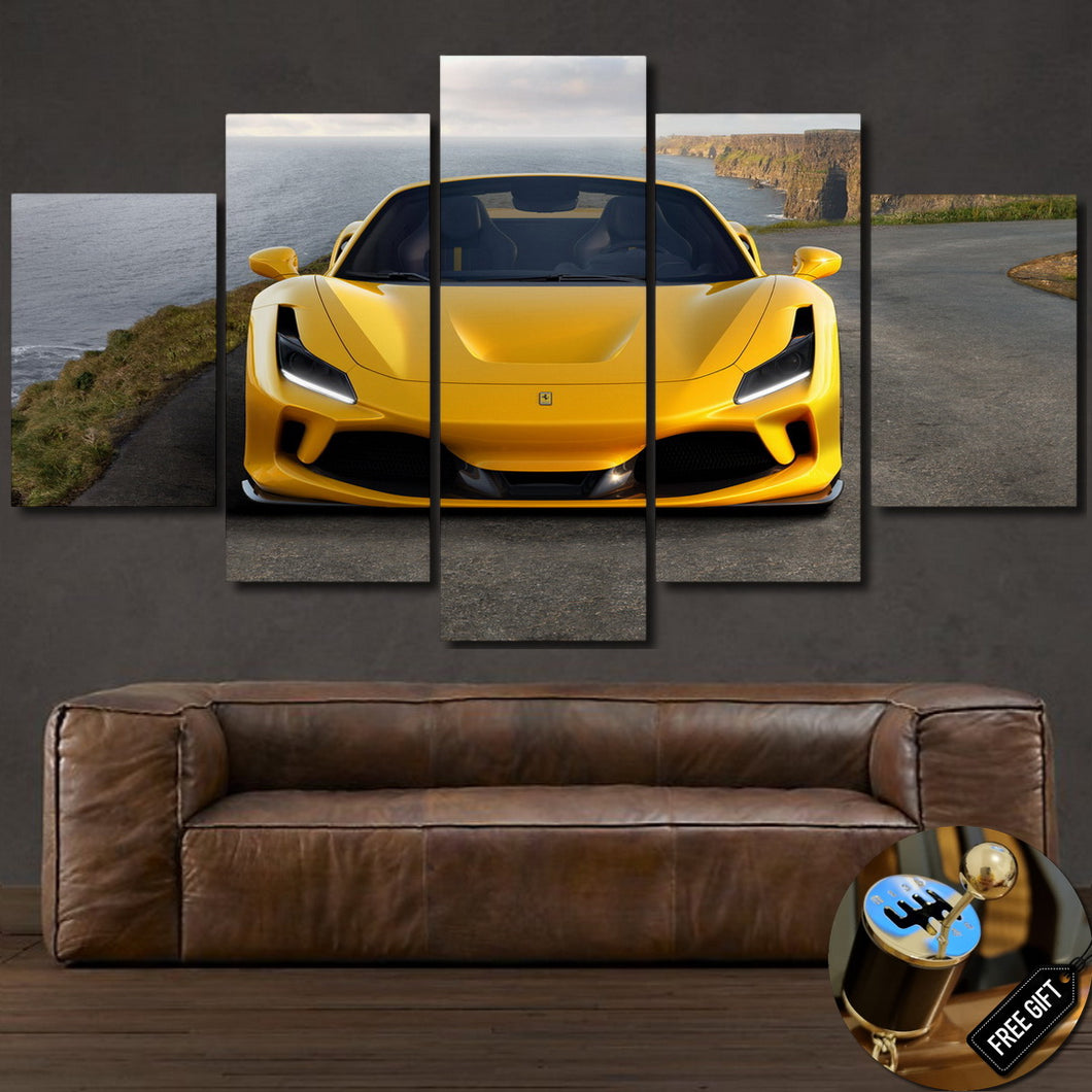 Chevrolet Camaro Canvas FREE Shipping Worldwide!!
