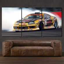 Load image into Gallery viewer, Toyota Supra MK4 Drift Canvas FREE Shipping Worldwide!!