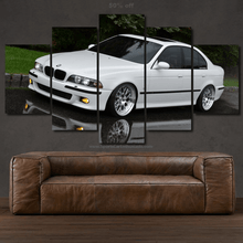 Load image into Gallery viewer, BMW M5 E39 Canvas FREE Shipping Worldwide!!
