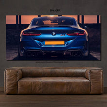 Load image into Gallery viewer, BMW M8 Canvas FREE Shipping Worldwide!!