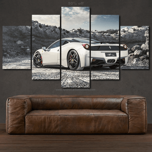 458 Canvas 3/5pcs FREE Shipping Worldwide!!