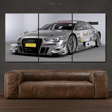 Load image into Gallery viewer, Audi RS5 DTM Canvas FREE Shipping Worldwide!!