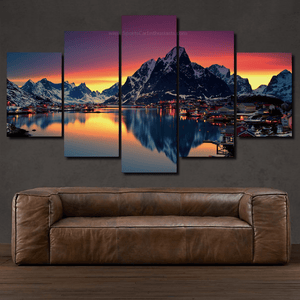 Custom Canvas With Your Photo FREE Shipping Worldwide!!