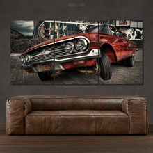 Load image into Gallery viewer, Lowrider Canvas FREE Shipping Worldwide!!