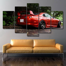 Load image into Gallery viewer, Toyota Supra MK4 Canvas FREE Shipping Worldwide!!